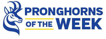 Pronghorns of the Week