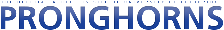 The Official Athletics Site of University of Lethbridge